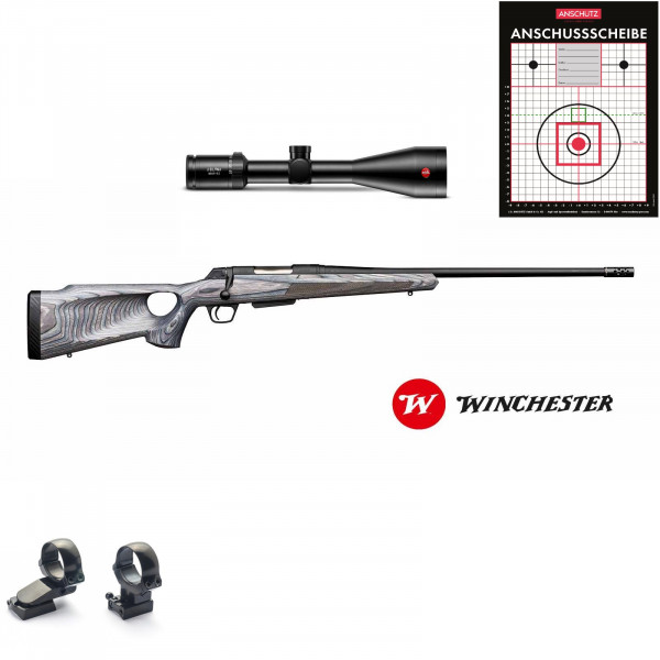 WINCHESTER XPR Thumbhole Threaded Set.