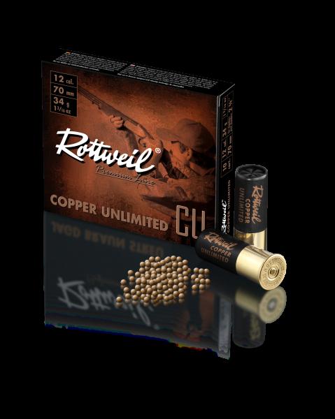 Rottweil COPPER UNLIM 12/70 34G 3,25MM 10ER