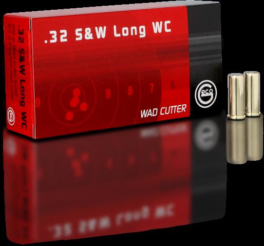 GECO .32 S&W LANG WC KA 1000