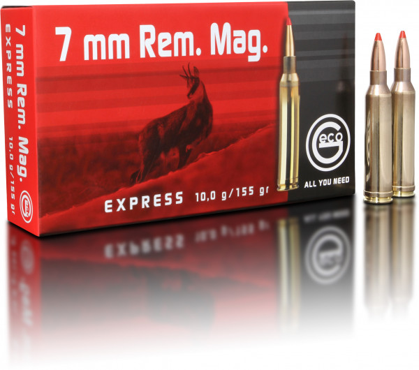 GECO EXPR 7MM REM MAG TM 10,0G 20ER
