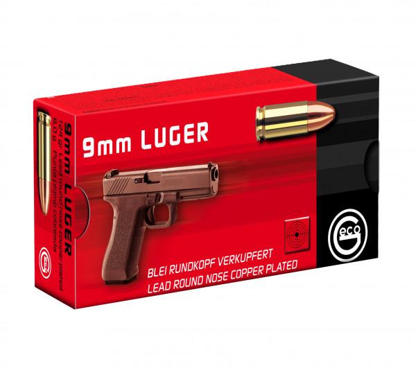 GECO 9MM LUGER CLRN 8,0 G 50ER