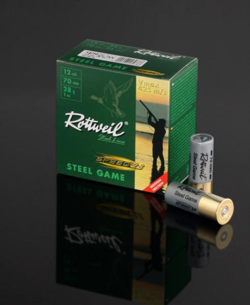 Rottweil STEEL GAME SPEED 12/70 28G 3,0MM 25ER