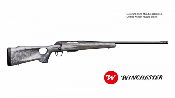 WINCHESTER XPR Thumbhole Threaded