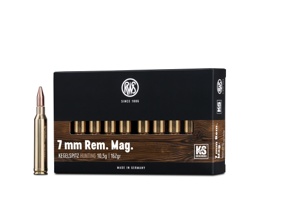 RWS 7MM REM MAG KS 10,5G 20ER