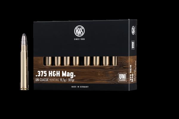 RWS .375 H&H MAG UNI 19,5G 20ER