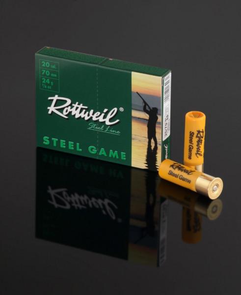 Rottweil STEEL GAME 12/70 32G 2,60MM 25ER