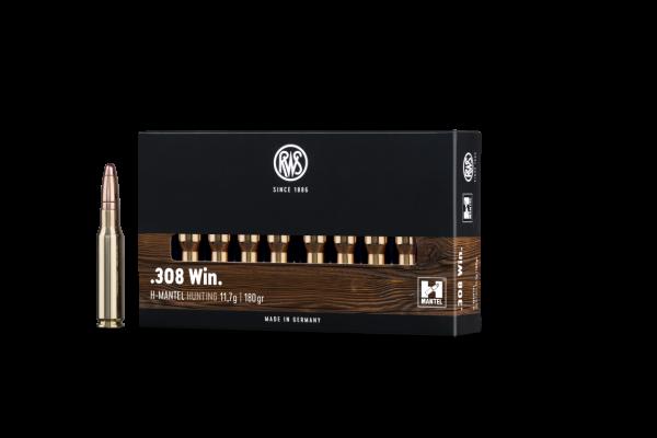 RWS .308 WIN HMK 11,7G 20ER