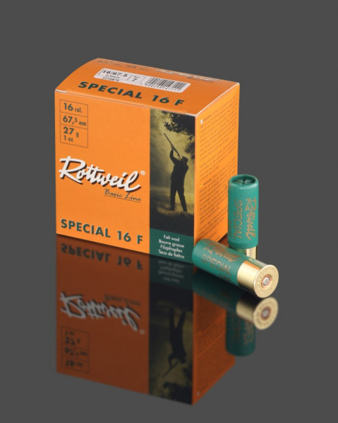 Rottweil SPEC 16F 16/67,5 27G 3,0MM 25ER