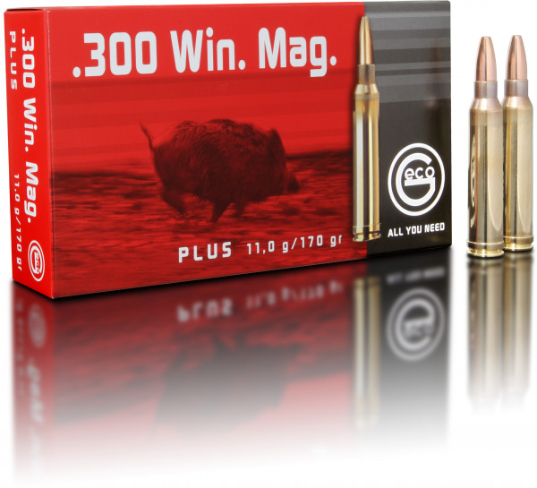GECO PLUS .300 WIN MAG TM 11,0G 20E