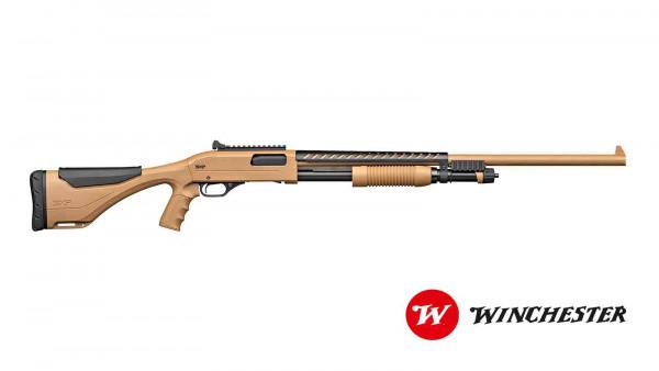 WINCHESTER Xtreme Dark Earth Defender Rifled 12/76