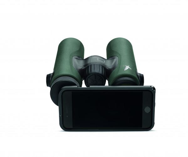 Swarovski Fernglas Set CL Companion 10x30 B grün mit WN WILD NATURE Zubehörpaket