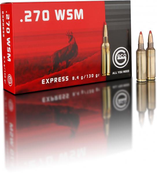 GECO EXPRESS .270 WSM TM 8,4G 20ER