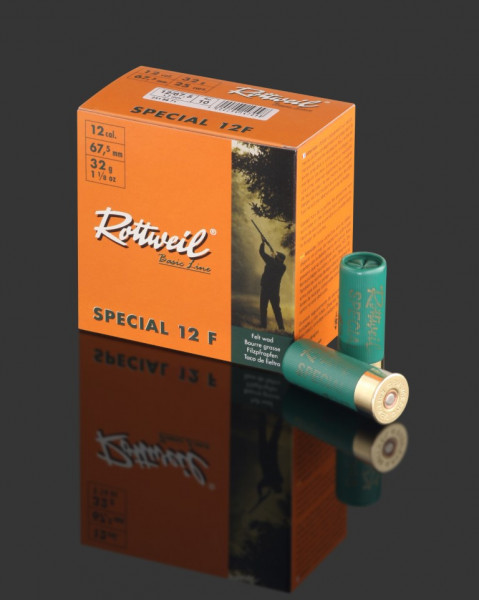 Rottweil SPEC 12F 12/67,5 32G 3,0MM 25ER