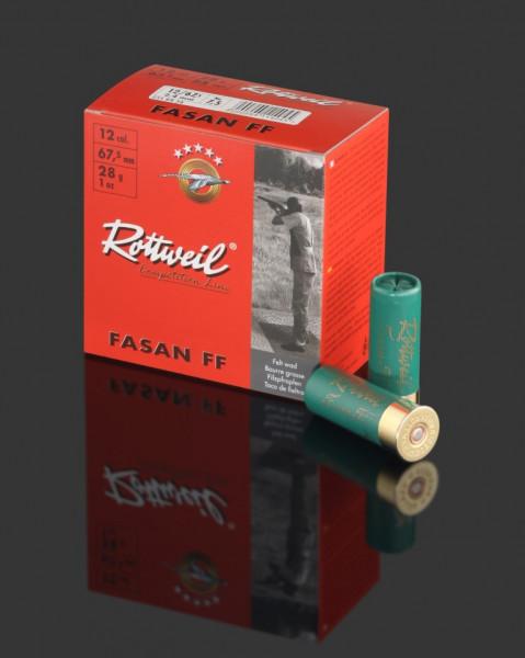 Rottweil FASAN F TRAP 12/67,5 28G 2,4MM 25ER
