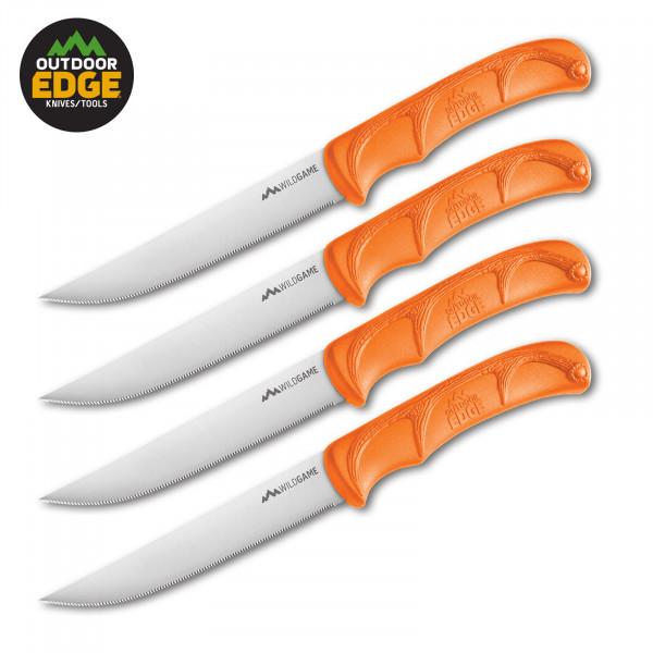 OUTDOOR EDGE WildGame Steak Messer