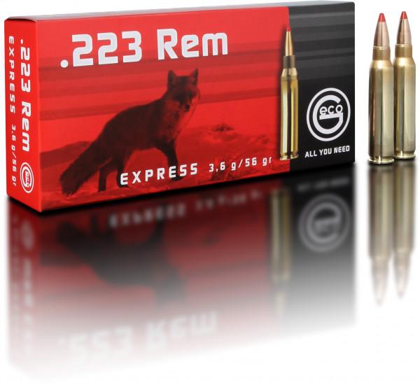 GECO EXPRESS .223 REM TM 3,6G 20ER