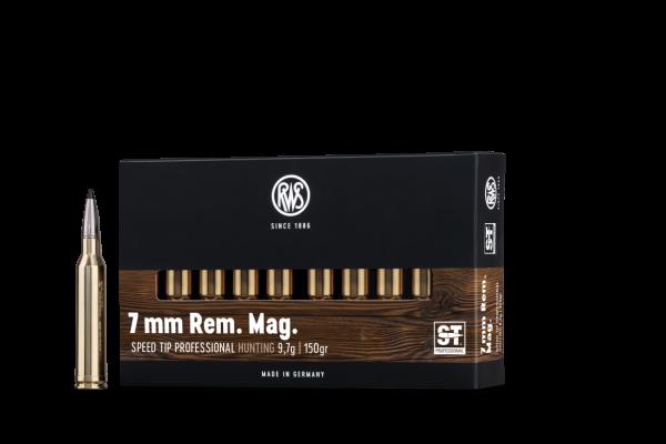 RWS 7MM REM MAG S-TIP PRO 9,7G 20ER