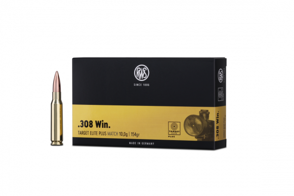 RWS .308 WIN TARG ELIT PLUS 10,0G 20ER