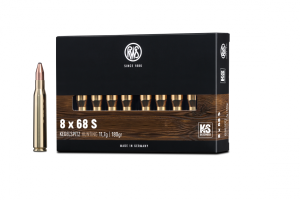 RWS 8X68 S KS 11,7G 20ER