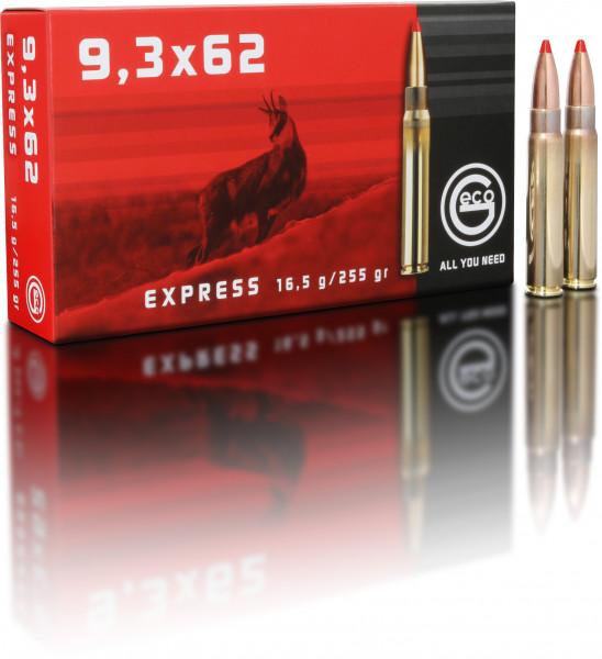 GECO EXPRESS 9,3X62 TM 16,5G 20ER