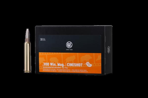 RWS .300 WIN MAG CINESHOT 9,5G 30ER