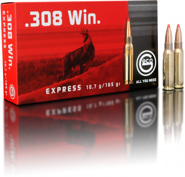 GECO EXPRESS .308 WIN TM 10,7G 20ER