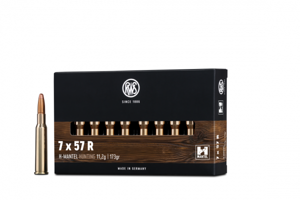 RWS 7X57 R HMK 11,2G 20ER